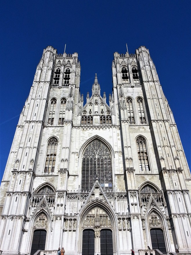 brussels cathedralfx