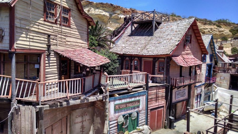 Popeye Village4