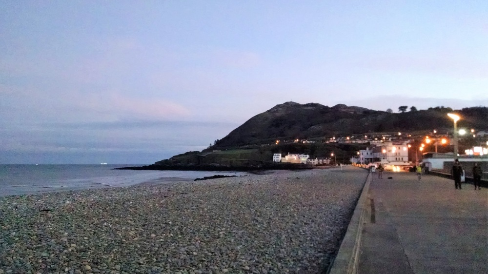 Bray seaside