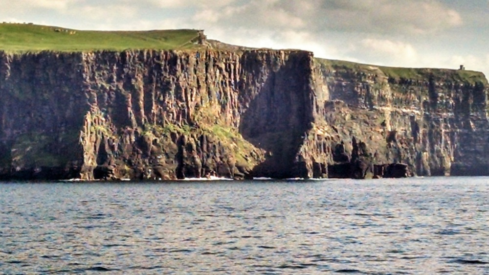CLiffs of Moher by sea1 - Copy