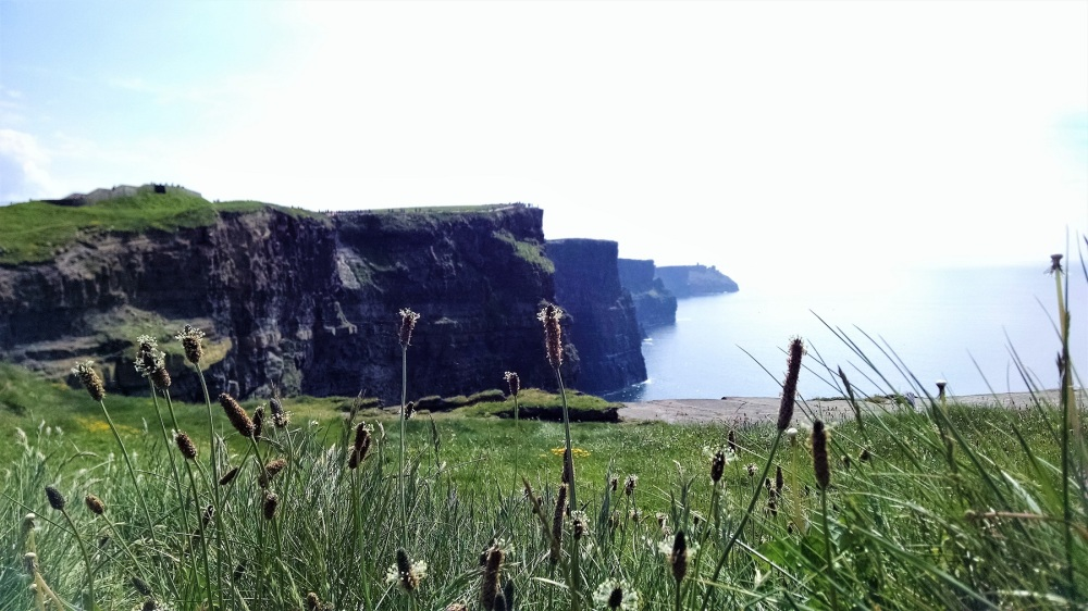 CLiffs of Moher North Looking South