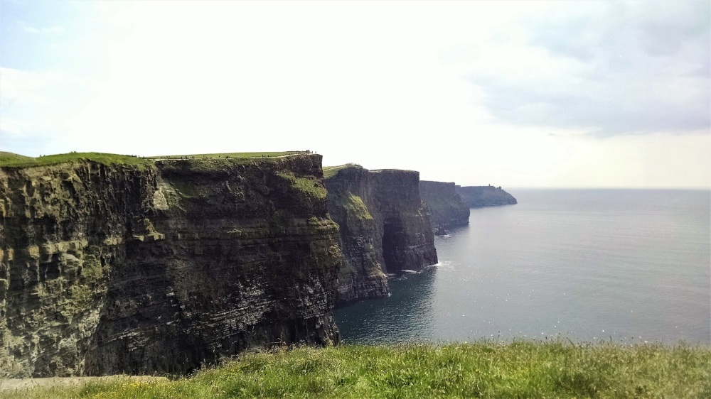 Cliffs of Moher South